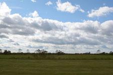 中標津の草原と雲の画像007