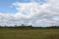 中標津の草原と雲の画像009