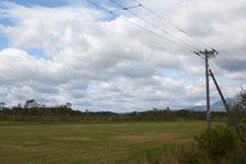 中標津の草原と雲の画像010