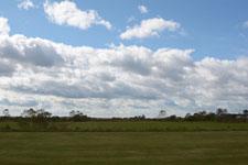 中標津の草原と雲の画像012