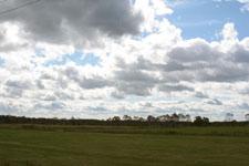 中標津の草原と雲の画像014