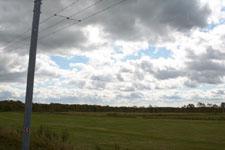 中標津の草原と雲の画像015