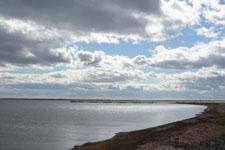 野付半島の海の画像004