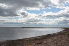 野付半島の海の画像005