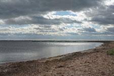 野付半島の海の画像007