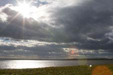 野付半島の海の画像008