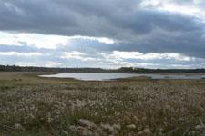 野付半島の湖