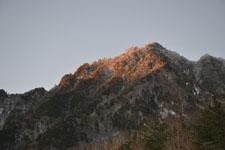 伊予富士の冬山の画像001