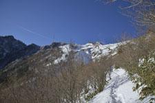 伊予富士の冬山の画像003