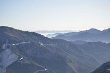 伊予富士の冬山の画像005