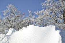伊予富士の冬山の画像008