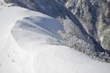 伊予富士の冬山の画像010