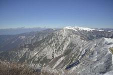 伊予富士の冬山の画像014