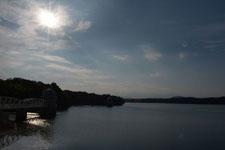 奥多摩湖の画像004