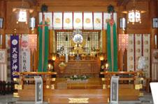 高千穂峡の天岩戸神社の画像002