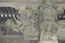 高千穂峡の天岩戸神社の画像003