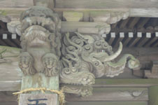 高千穂峡の天岩戸神社の画像004