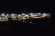フェアバンクスの空港の画像001