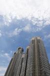 新宿の高層ビルの画像003