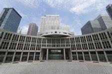 新宿の高層ビルの画像005