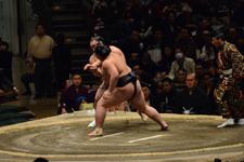 大相撲 荒鷲 毅と錦木 徹也の画像003