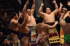 大相撲 幕内土俵入りの画像036