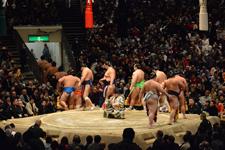 大相撲 幕内土俵入りの画像040