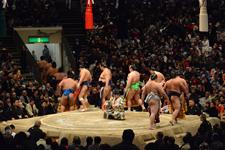 大相撲 幕内土俵入りの画像041
