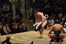 大相撲 横綱土俵入りと白鵬 翔の画像014