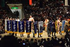 大相撲 稀勢の里 寛と琴奨菊 和弘の画像003