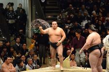 大相撲 逸ノ城 駿と鶴竜 力三郎の画像002