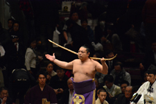 大相撲 聡ノ富士と式守伊之助の画像027