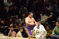 大相撲 聡ノ富士と式守伊之助の画像031