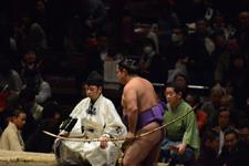 大相撲 聡ノ富士と式守伊之助の画像032