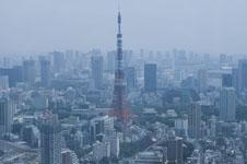 六本木の東京タワーの画像002
