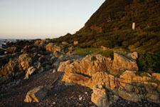 室戸岬の海岸の画像007