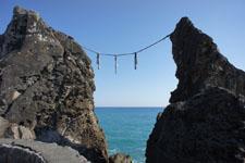 室戸岬の海岸の画像017