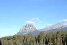 ロッキーの山の画像008