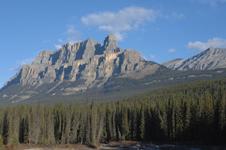 ロッキーの山の画像010