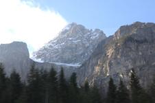 ロッキーの山の画像013