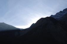ロッキーの山の画像016