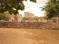 ユカタン半島のエクバラン遺跡の画像002