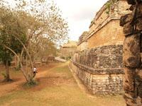 ユカタン半島のエクバラン遺跡の画像003