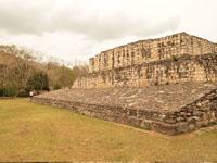 ユカタン半島のエクバラン遺跡の画像004