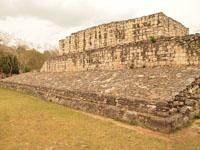 ユカタン半島のエクバラン遺跡の画像005