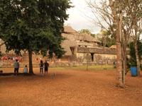 ユカタン半島のエクバラン遺跡の画像006