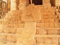ユカタン半島のエクバラン遺跡の画像008