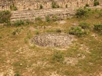 ユカタン半島のエクバラン遺跡の画像010