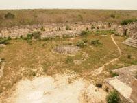 ユカタン半島のエクバラン遺跡の画像011