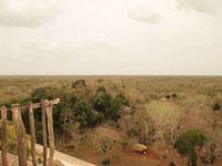 ユカタン半島のエクバラン遺跡の画像013